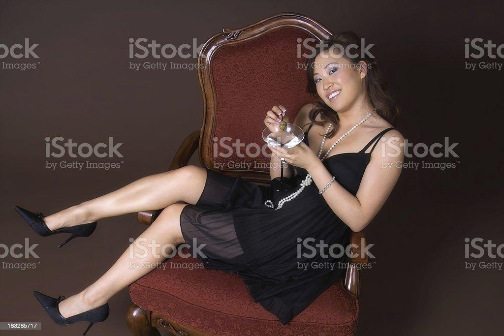 Party Dress royalty-free stock photo