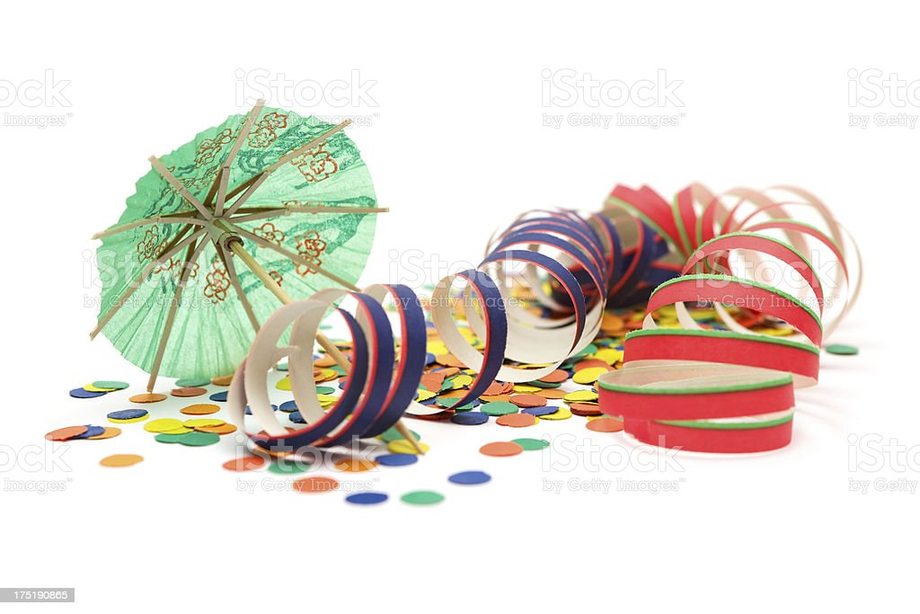 Party Equipment royalty-free stock photo
