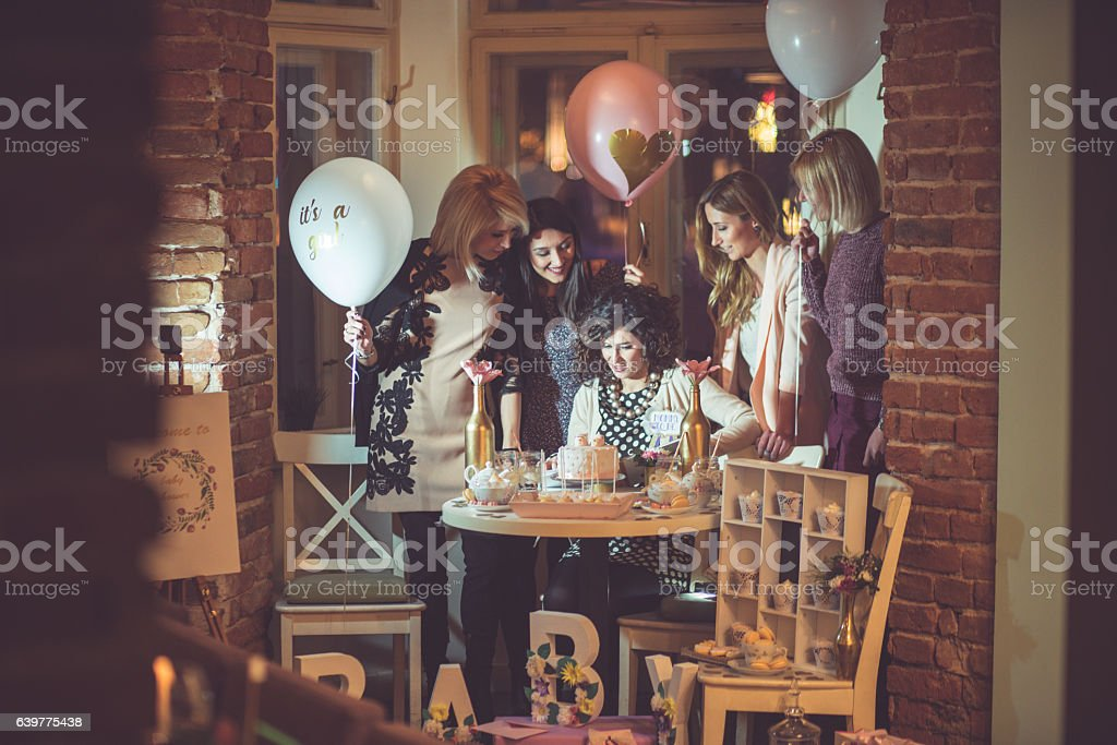 Party for me stock photo