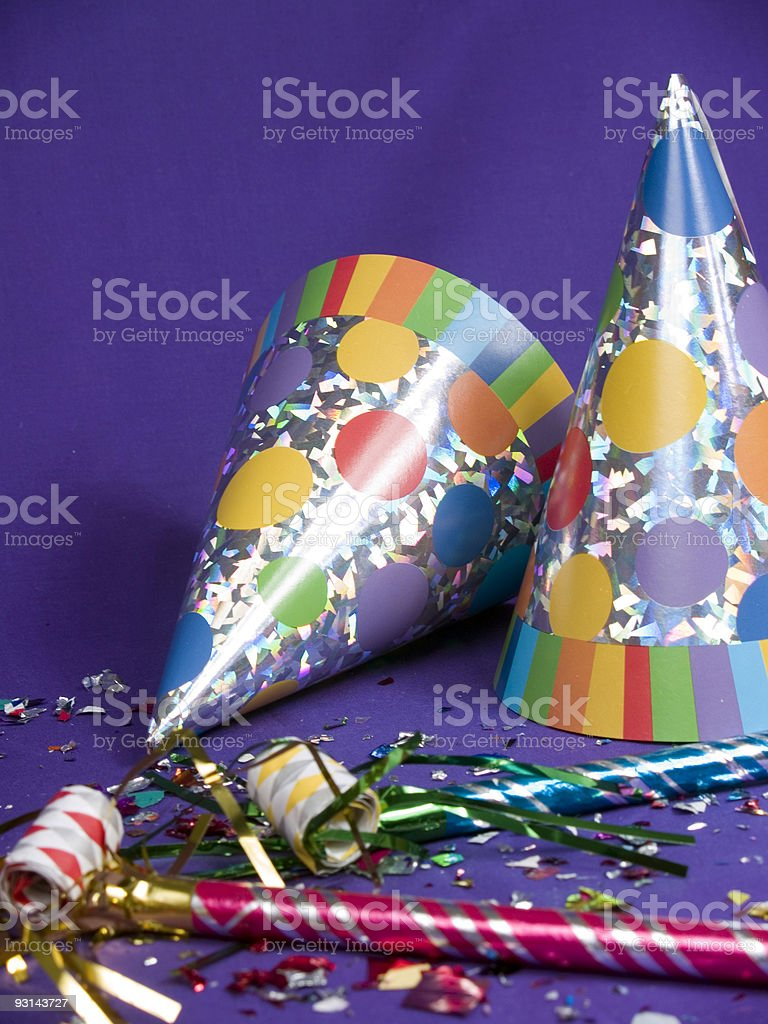 Party Getting Out of Hand royalty-free stock photo