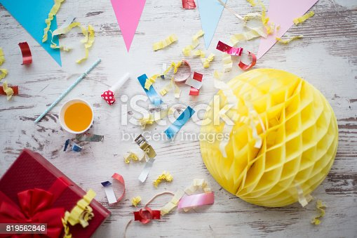 istock Party is over! 819562846