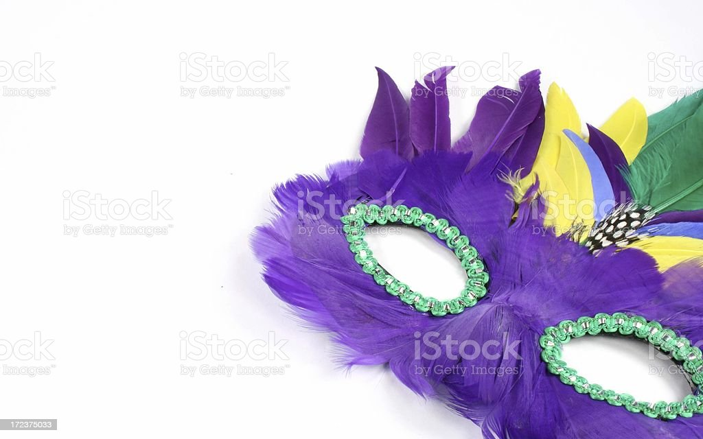 party mask royalty-free stock photo