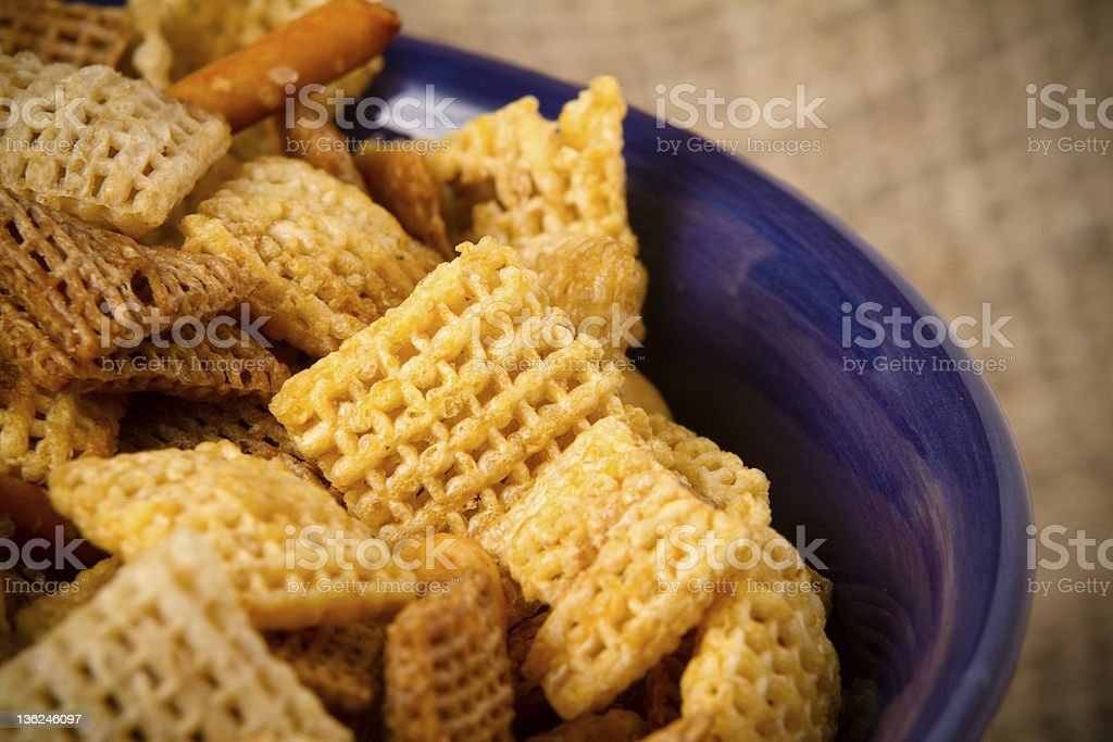 Party Mix stock photo