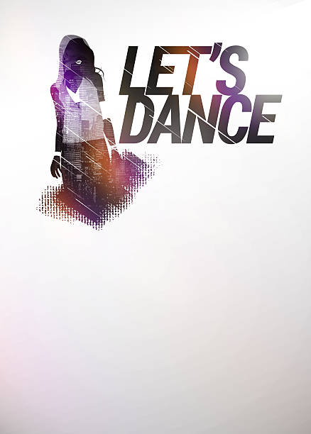 party or dance training background - hip hop poster bildbanksfoton och bilder