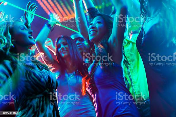 Party people dancing in disco or club picture id482742841?b=1&k=6&m=482742841&s=612x612&h=fq3yjwnpaxbrmgwmjwbhwgc fwndjulb7 s1abm h2g=