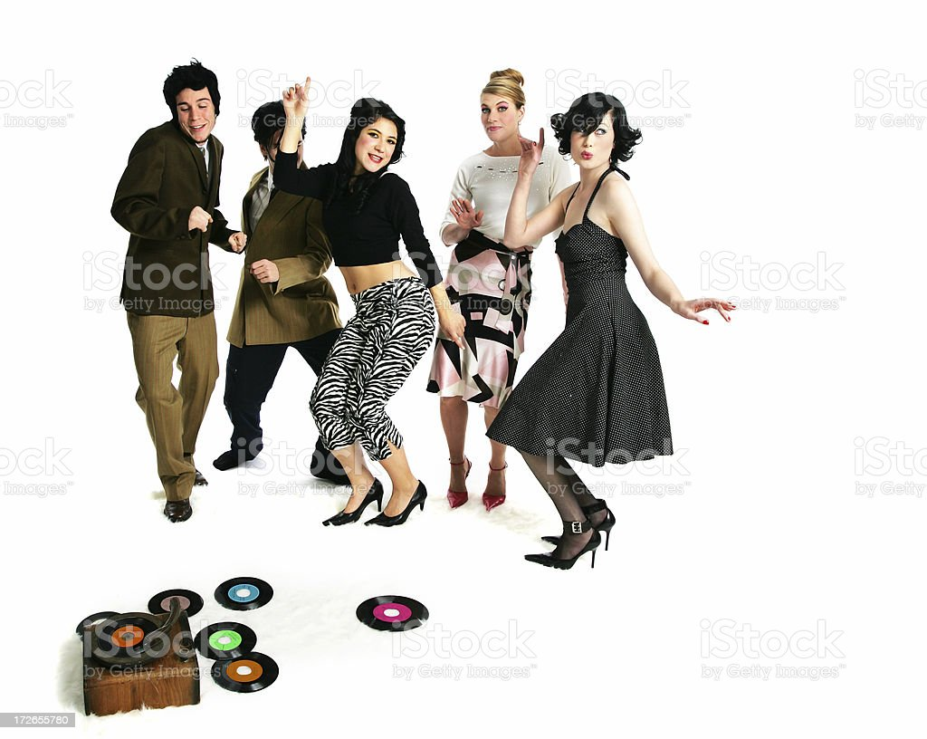 Party royalty-free stock photo