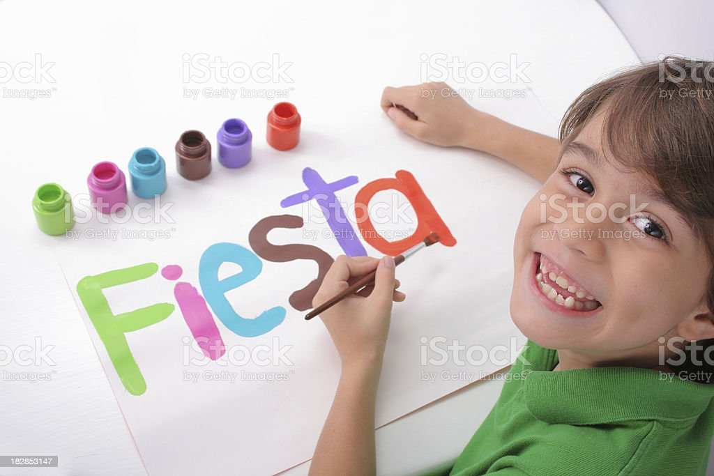 Fiesta! royalty-free stock photo