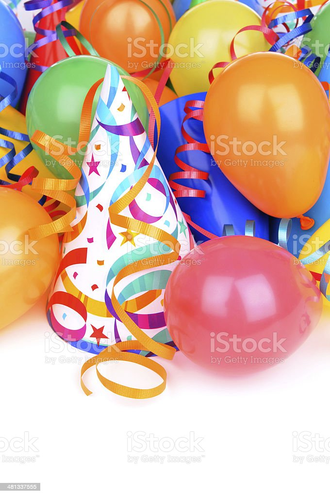 Party! (XL) royalty-free stock photo