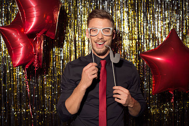party. - pailletten shirt stock-fotos und bilder