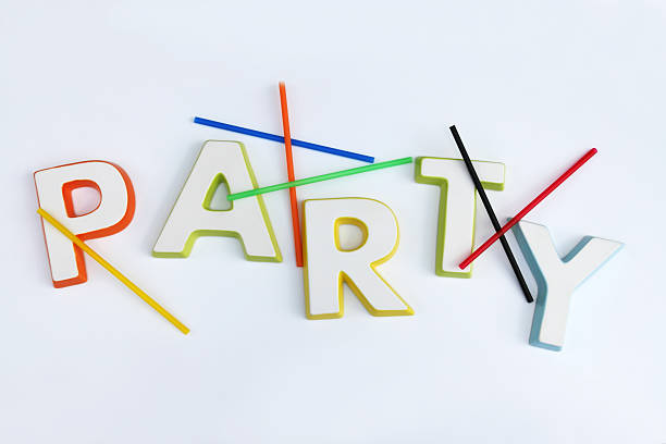 party - gblu stock-fotos und bilder