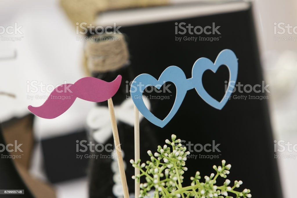 Party Props stock photo