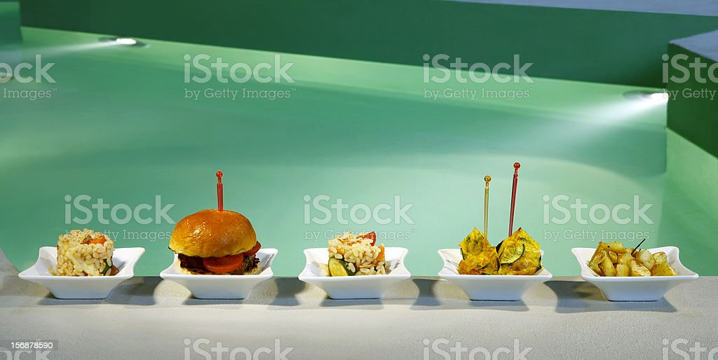 party snack royalty-free stock photo