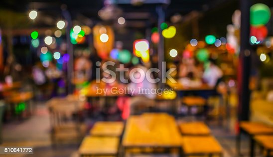 860440036 istock photo Party - Social Event, Summer, Crowd, Night, Event 810641772