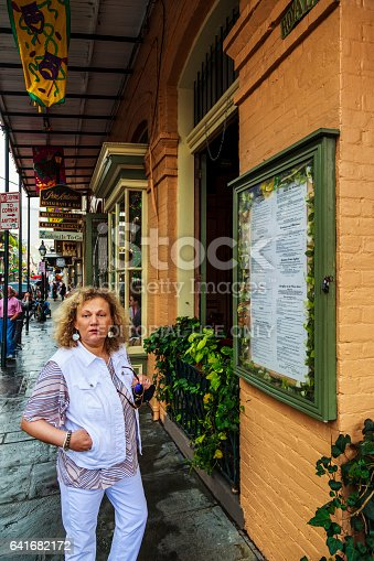 istock Party Time in New Orleans USA . 641682172