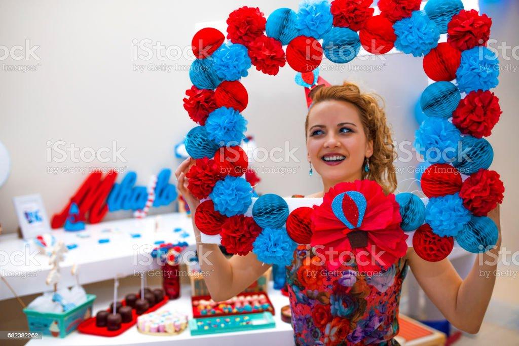 Party time zbiór zdjęć royalty-free