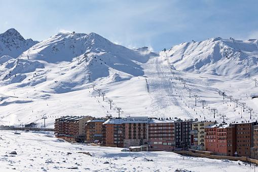 Pas De La Casa In Andorra Stock Photo - Download Image Now