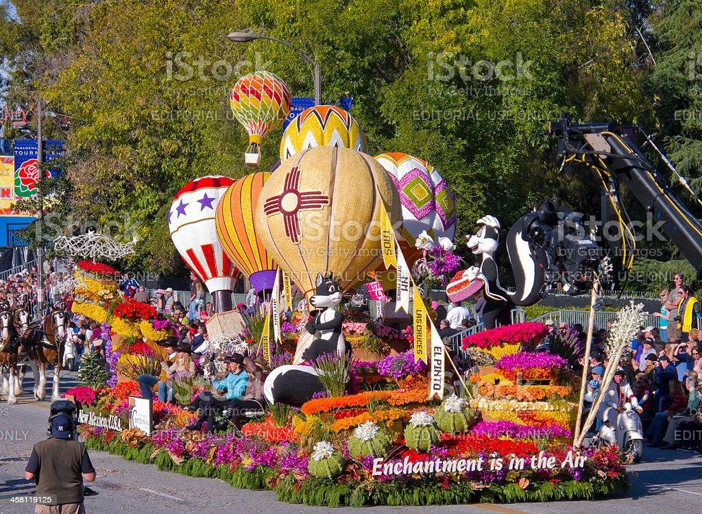 Pasadena, California, USA - January 1, 2010 stock photo