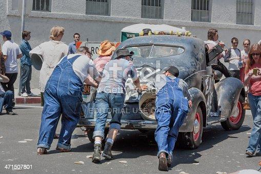 istock Pasadena Doo Dah Parody of the Rose Parade 471507801