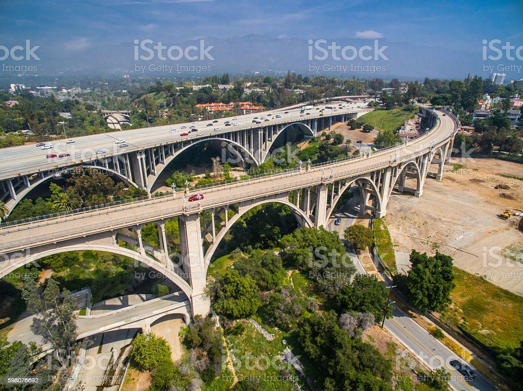 Pasadena stock photo