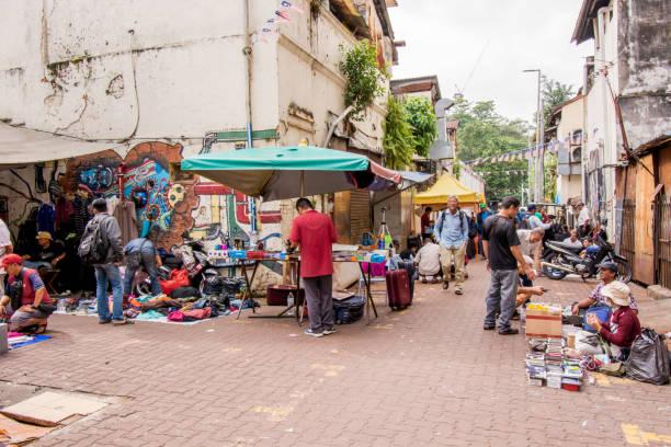 Pasar Karat, Chinatown – Foto