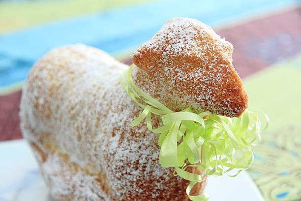 paschal agnello - sugar cane foto e immagini stock