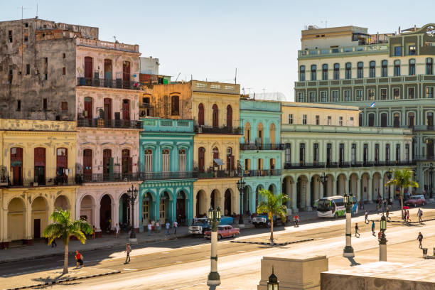 Paseo de Marti, Havanna – Foto