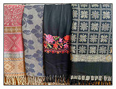Pashmina shawl ,scarf with delicate embroidery.hand made women fashion .
