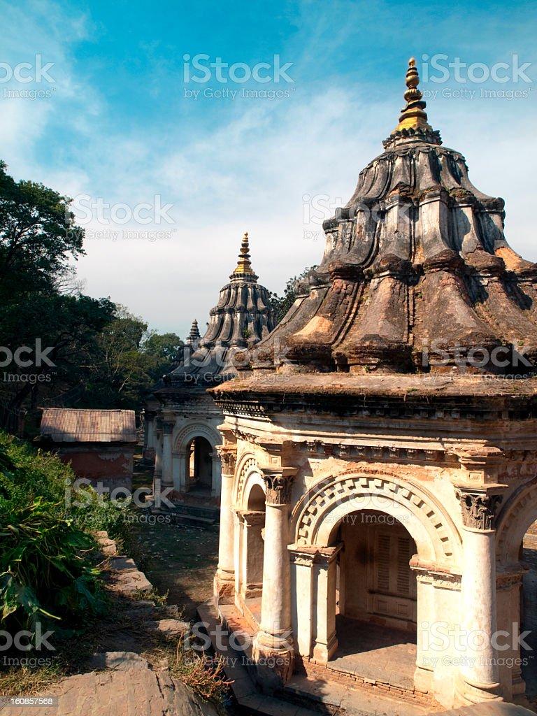 Pashupatinath. royalty-free stock photo