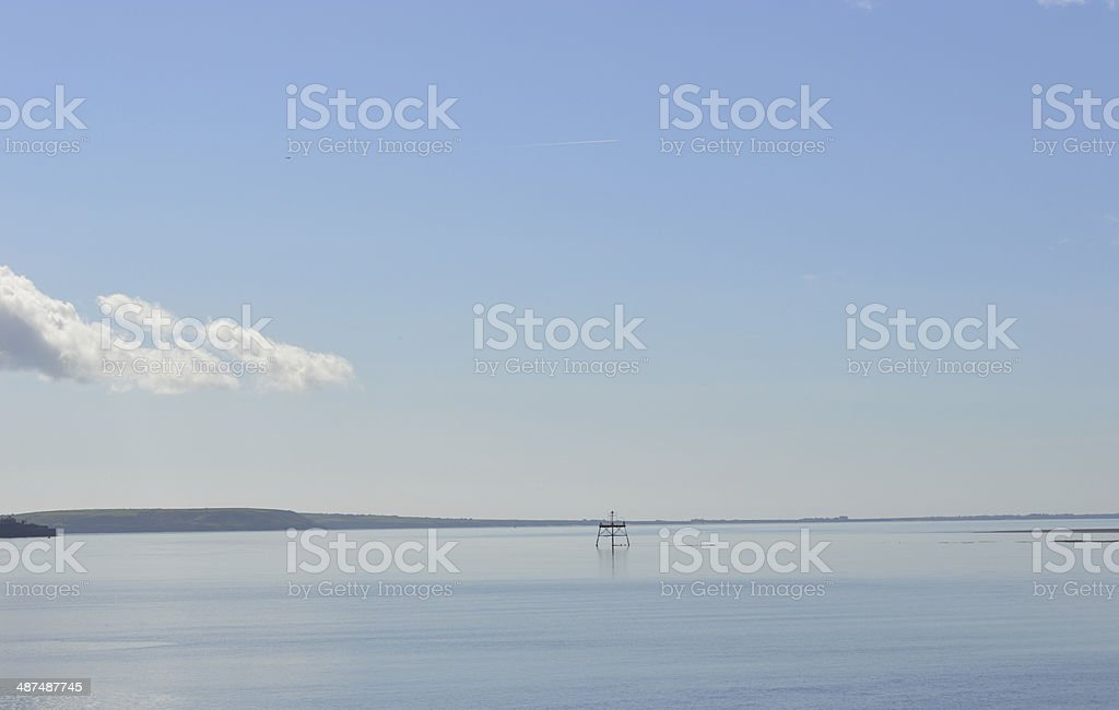 Passage East Confluence royalty-free stock photo