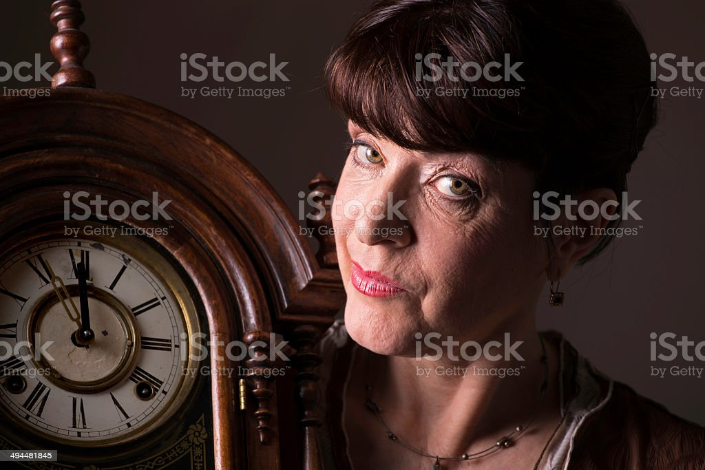 Passage of time royalty-free stock photo