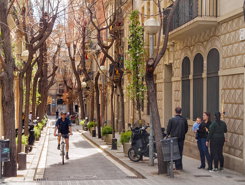 Passatge de Maiol - Barcelona