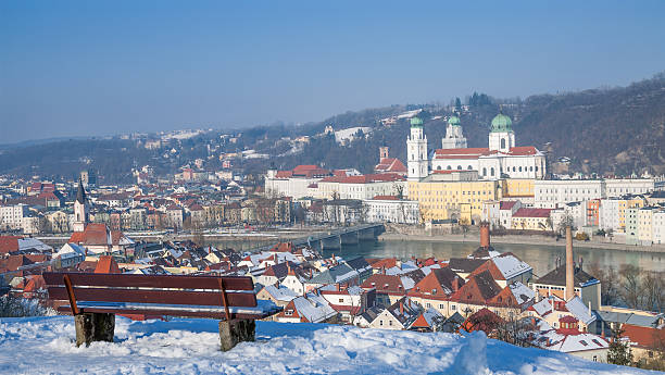 Passau, Bayern, Deutschland – Foto