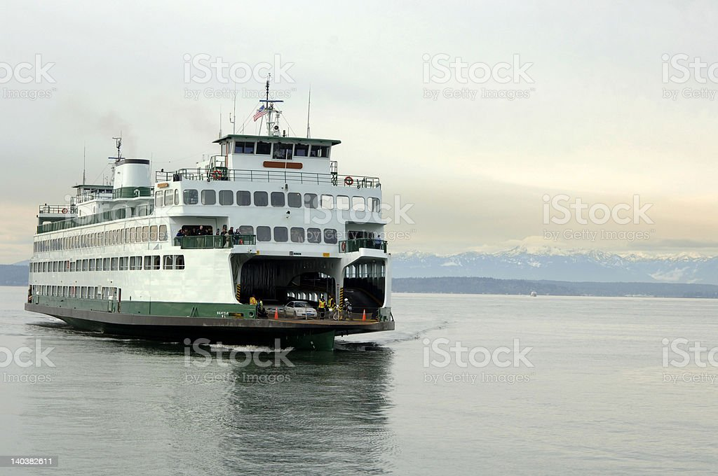 Passenger Ferry royalty-free stock photo