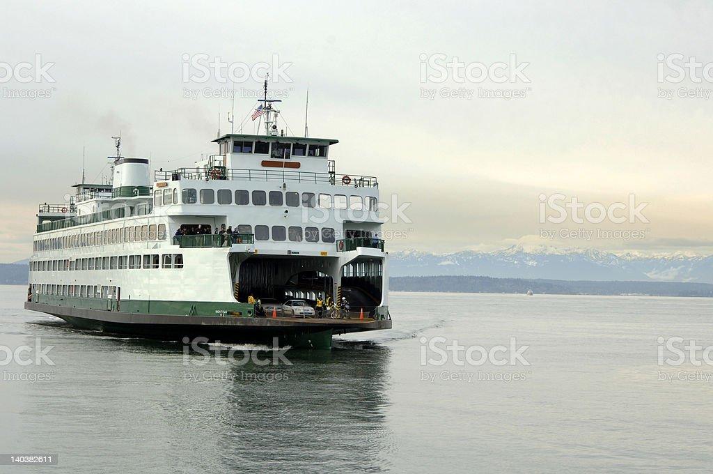 Passenger Ferry stock photo