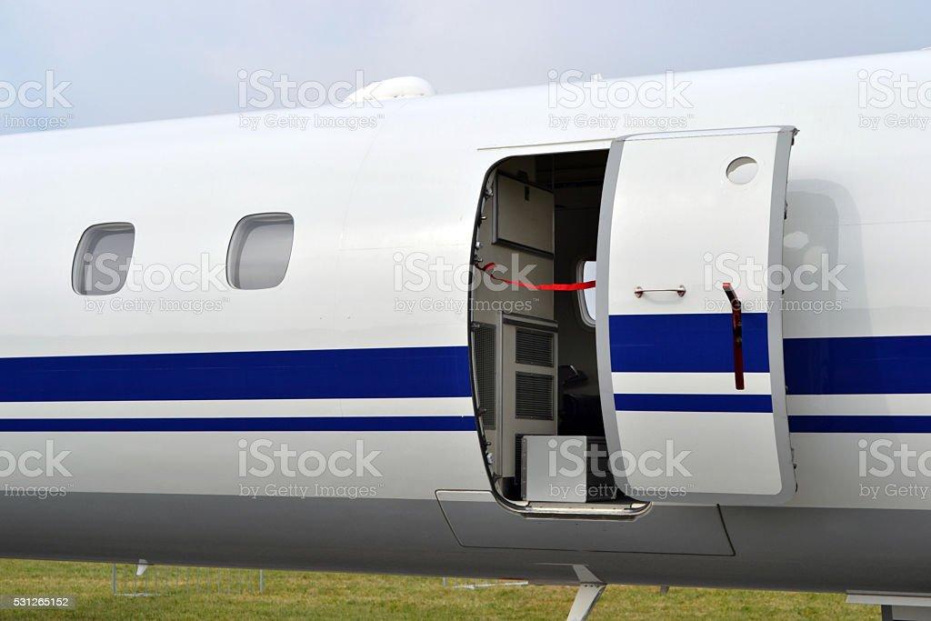 Passenger plane door royalty-free stock photo & Passenger Plane Door stock photo | iStock pezcame.com