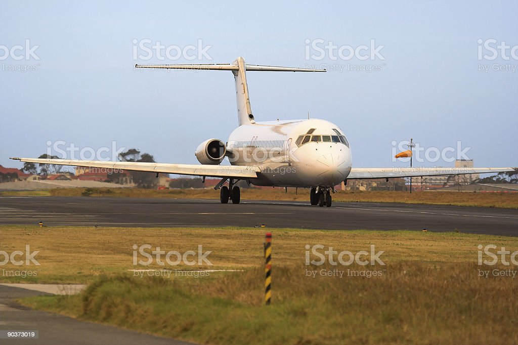 Passenger transport royalty-free stock photo