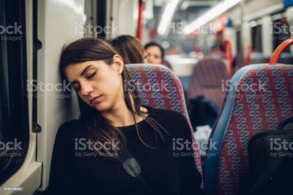 Resultado de imagem para sleeping in bus
