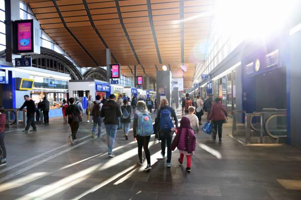 Passerelle Railway Station Basel – Foto
