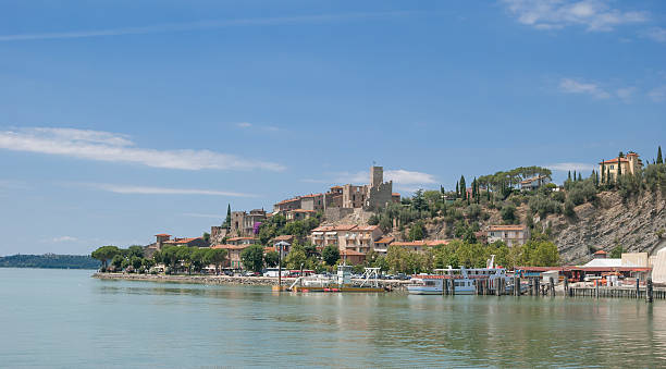 Passignano sul Lago Trasimeno, Umbrien, Italien – Foto