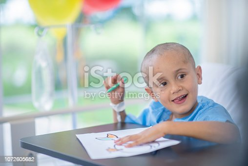 istock Passing The Time By Drawing 1072605682