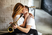 Passion and saxophone