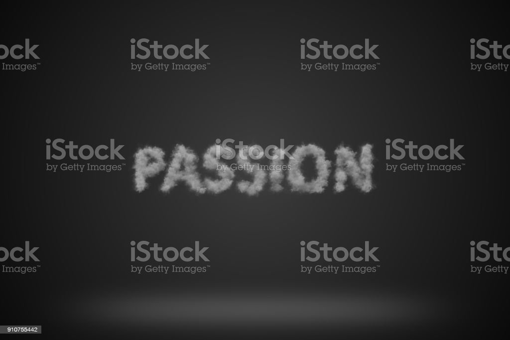 Passion Background stock photo