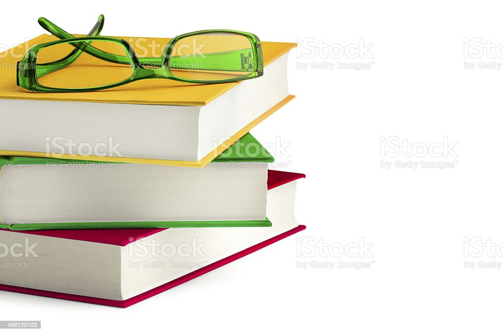 passion for reading royalty-free stock photo