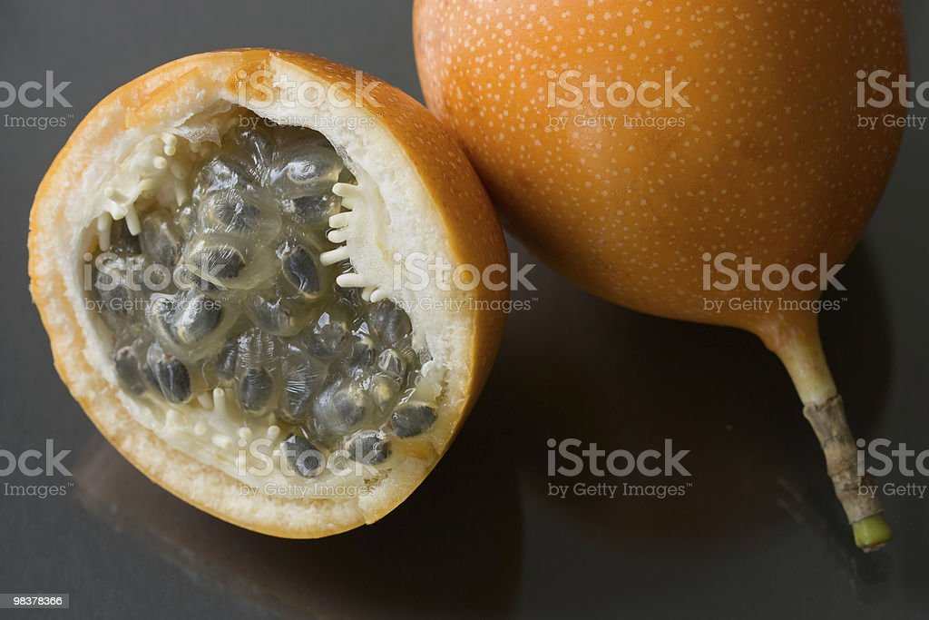 Passion Fruit royalty-free stock photo