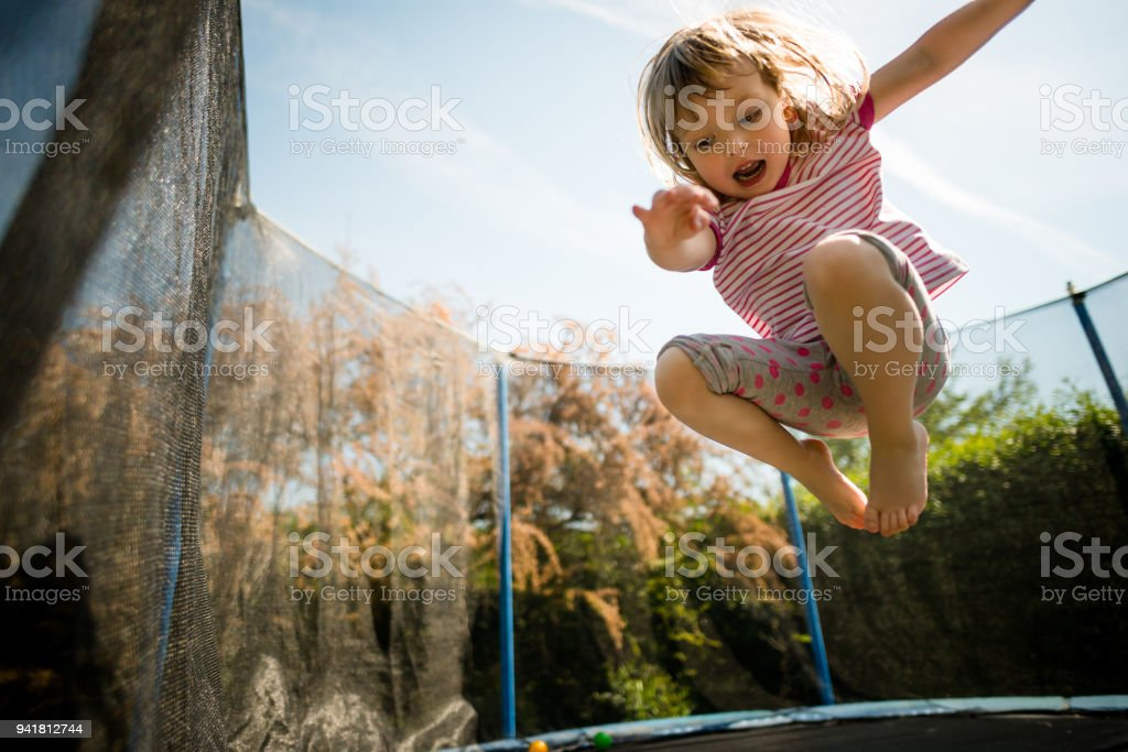 Passion - jumping trampoline