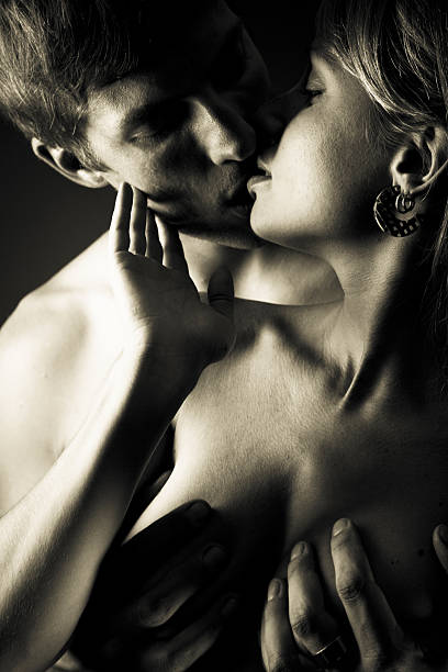 passion - foreplay stock pictures, royalty-free photos & images