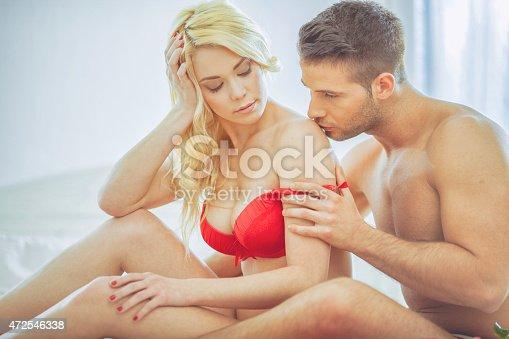 istock passionate couple 472546338