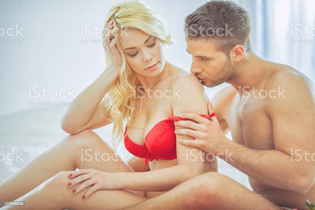 couple passionné - Photo
