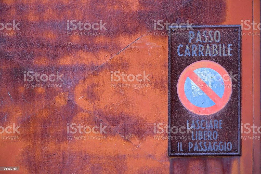 Stilfser carrabile Lizenzfreies stock-foto