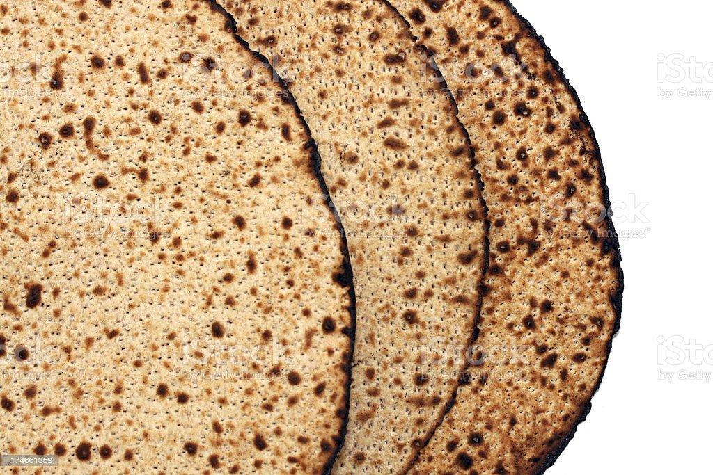 Passover Matzo royalty-free stock photo